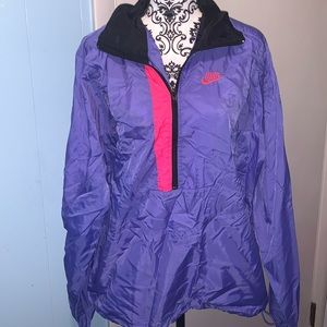Vintage Nike Warm Up Jacket